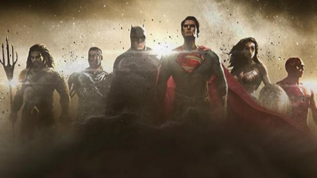 New Justice League Trailer Entitled 'Thunder' Arrives
