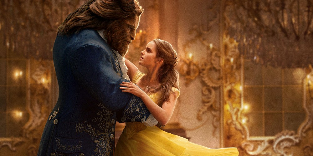 Ravishing New Poster For Beauty And The Beast Filmoria