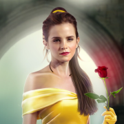Beauty And The Beast Gets A Gorgeous Teaser Poster