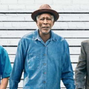 Official Trailer & Poster For Going In Style Starring Morgan Freeman