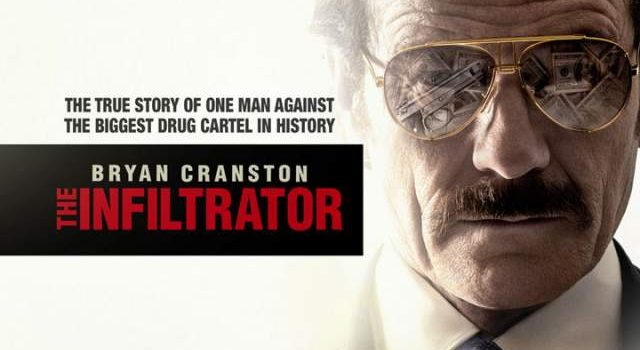 The Infiltrator Starring Bryan Cranston Home