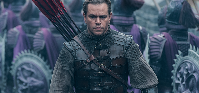 The Great Wall (2017) Review