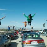 Watch: Damien Chazelle Shoots La La Land's Huge Opener On Smart Phone