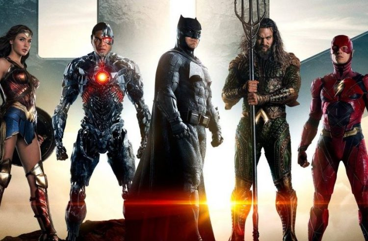 Watch: Stunning New Trailer For Justice League