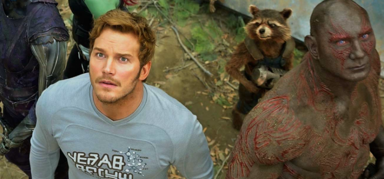 New Guardians Of The Galaxy Vol. 2 Images Emerge