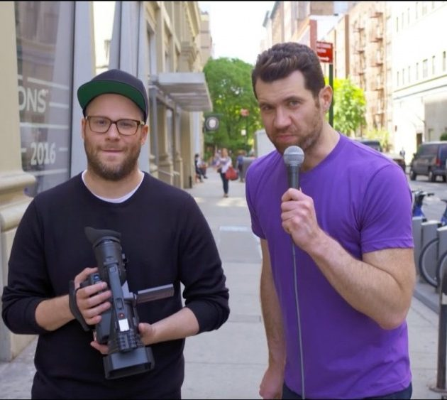 Hakuna Matata! Billy Eichner And Seth Rogen Set To Join The Lion King