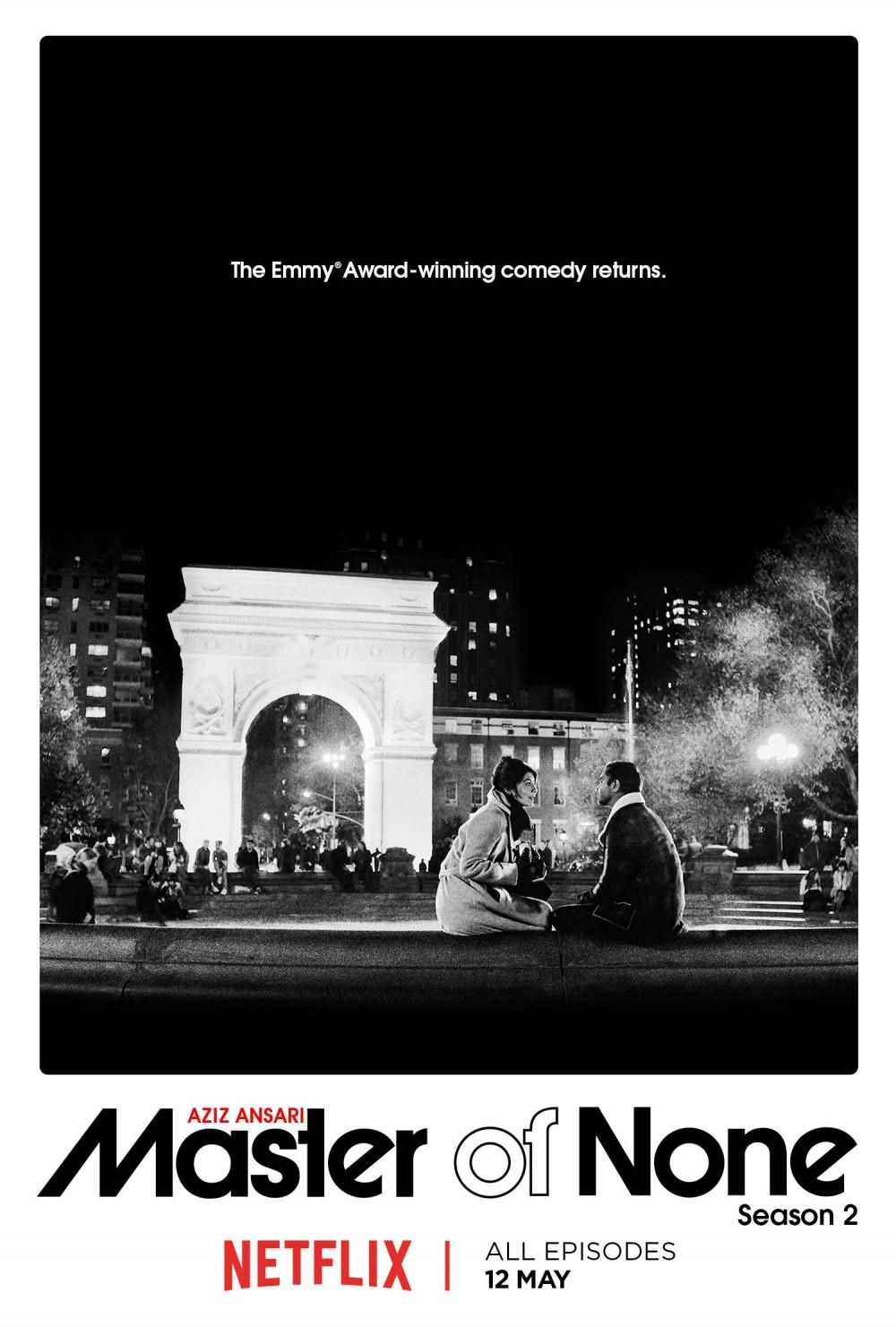 aziz ansari 39 s master of none season 2 lands trailer posters filmoria. Black Bedroom Furniture Sets. Home Design Ideas