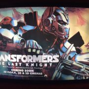 Transformers: The Last Knight Exclusive Footage Event Report