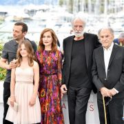 Cannes 2017: Happy End Photocall & Press Conference