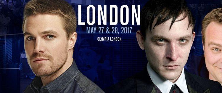 Heroes & Villains Fan Fest London Visit – Arrow, Captain America & More