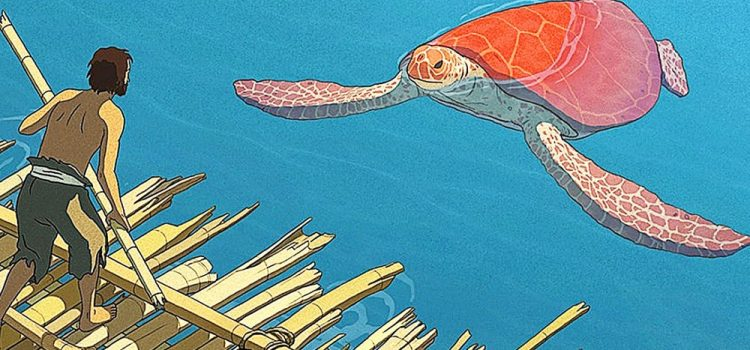 The Red Turtle (2017) Review
