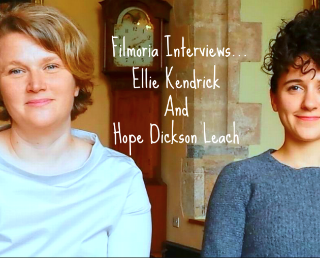 Interview: The Levelling's Hope Dickson Leach and Ellie Kendrick