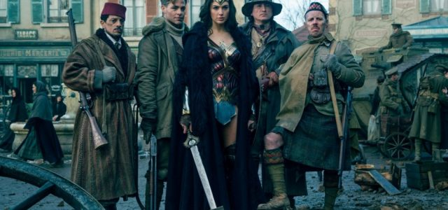 Wonder Woman Home Entertainment Release Details