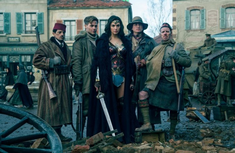 Wonder Woman Blu-Ray Review