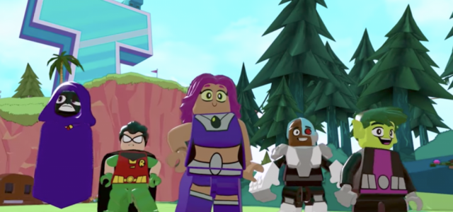 LEGO Dimensions Calls On The Teen Titans For Their Wave 9 Launch