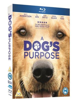 A Dog S Purpose Movie Release Date Uk