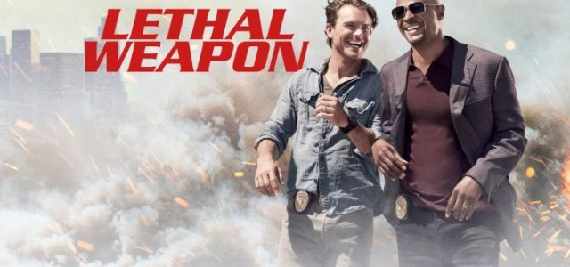 Win A Copy Of Lethal Weapon Season 1 On DVD!