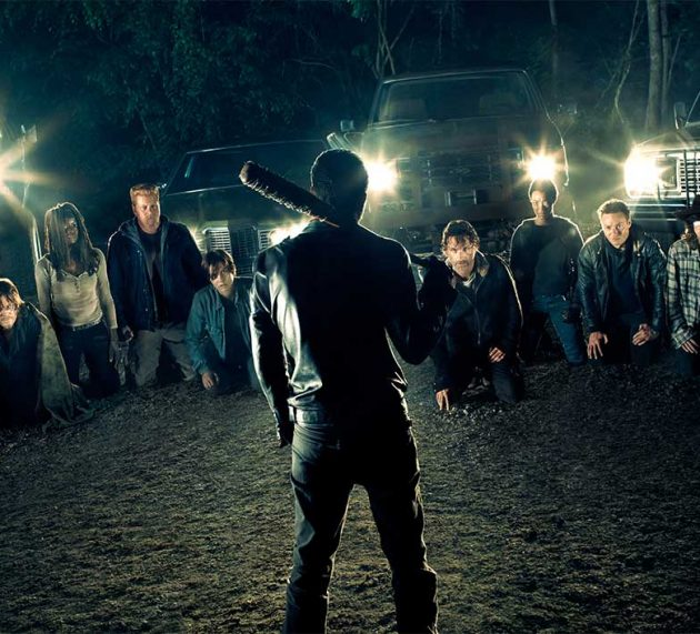 Win A DVD Copy Of The Walking Dead Season 7!