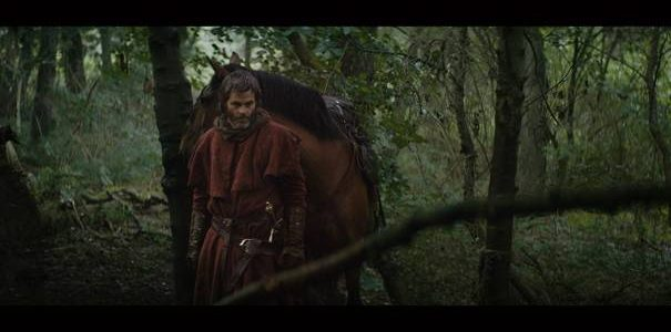 First Look: Netflix's Outlaw King Starring Chris Pine