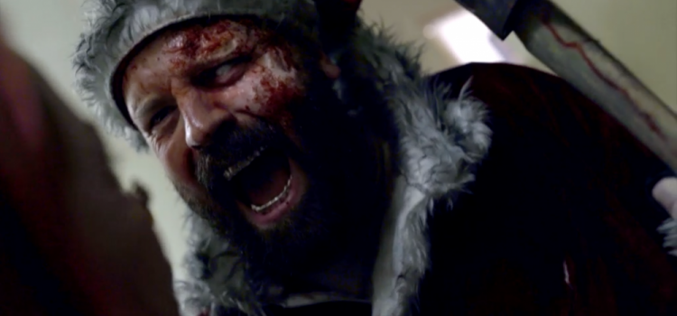 Santa Comes To Wreak Havoc In Trailer For Once Upon A Time At Christmas