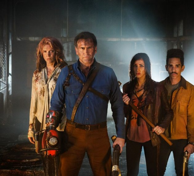 Competition: Win Ash Vs Evil Dead Season 2 On DVD