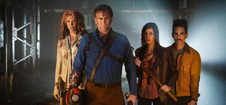 Ash Vs Evil Dead Season 2 Home Entertainment Release Details