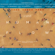 Ai Weiwei To Attend Human Flow Premiere
