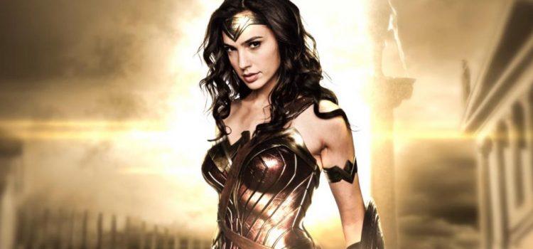 New Wonder Woman International TV Spot Arrives