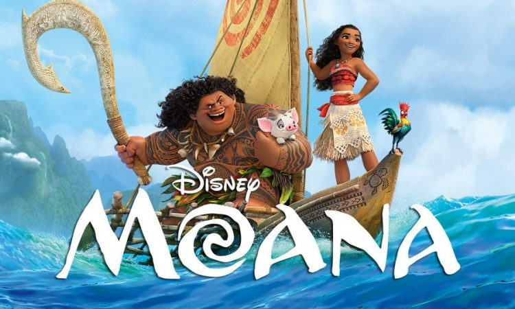 Moana (2016) Review