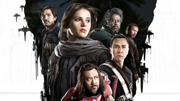 IMAX Poster For Rogue One: A Star Wars Story Arrives