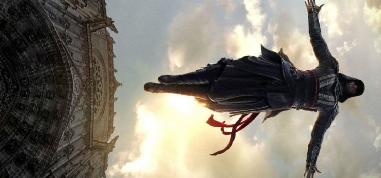 "First Assassin's Creed Clip Asks Us To ""Enter The Animus"""