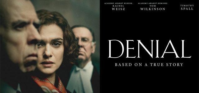 It's Rachel Weisz Versus Timothy Spall In Denial Trailer