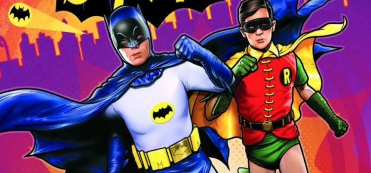 Batman: Return Of The Caped Crusaders (2016) DVD Review