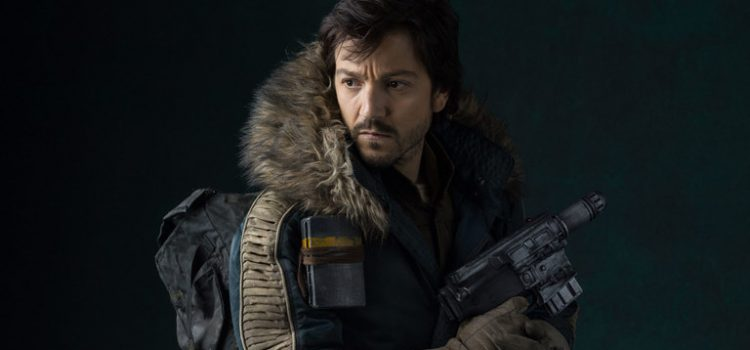 Diego Luna Takes Us Inside Rogue One With New Featurette