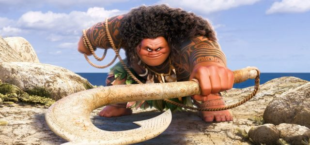 """You're Welcome"" Sings Maui In Exclusive Moana Track"