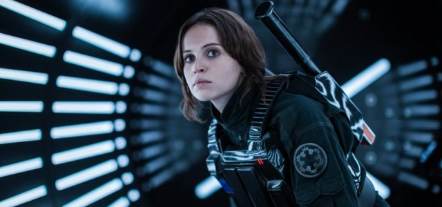 Felicity Jones Backs Rogue One's Made Great In Britain Campaign