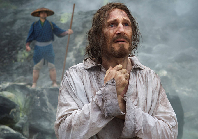 Ominously Beautiful Poster For Martin Scorsese's Silence
