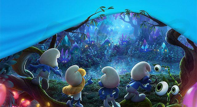 International Trailer For Smurfs: The Lost Village