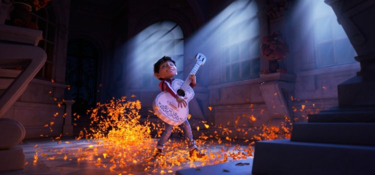 Experience The New Trailer For Disney Pixar's Coco