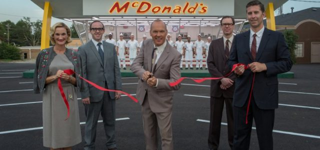 Appetising New Trailer For The Founder