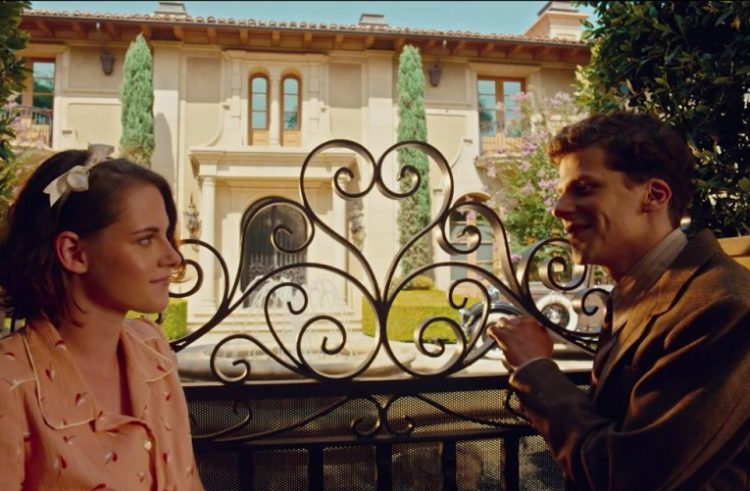 Cafe Society (2016) Blu-Ray Review
