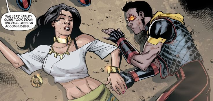 DC's Gypsy To Enter The Flash Season 3