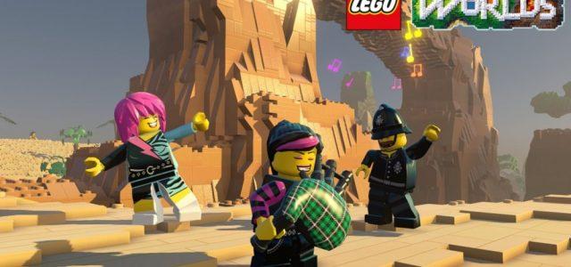 Warner Bros Release Details For LEGO Worlds