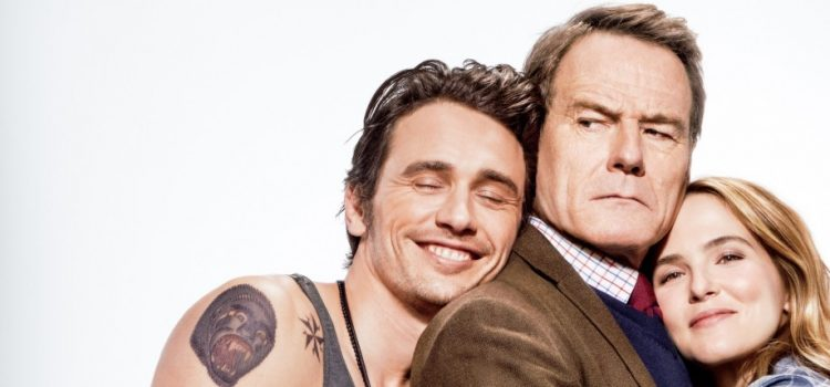 Watch Two Side-Splitting Clips From Why Him? Starring Bryan Cranston