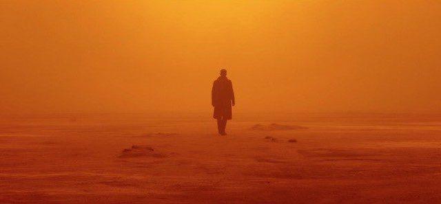 Stunning Teaser For Blade Runner 2049