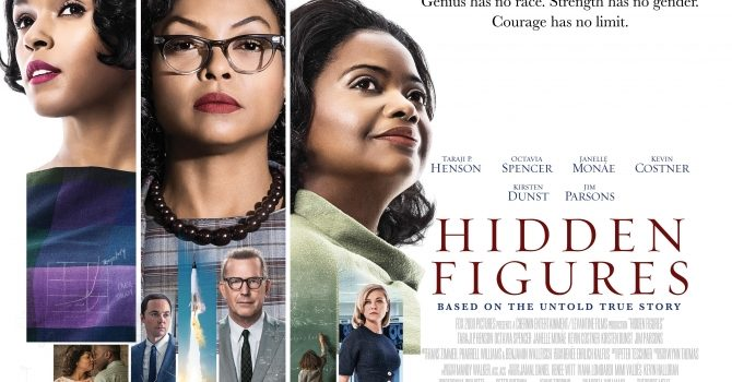 Hidden Figures (2017) Review