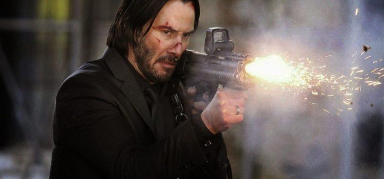 Thunderous New John Wick: Chapter 2 Trailer Arrives
