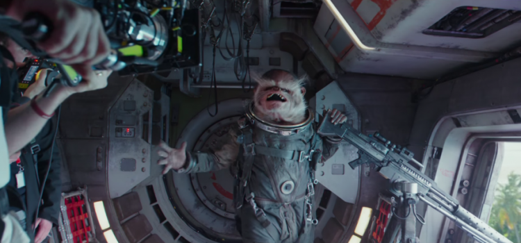 Rogue One Creature Feature Shows Off Bistan And More
