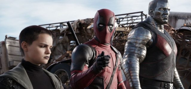Ryan Reynolds Returns In Deadpool 2 Teaser