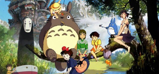 10 of the Greatest Female Studio Ghibli Characters